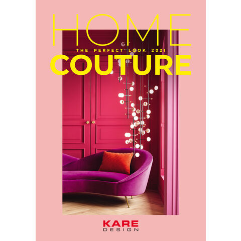 "Kare Design - Каталог HOME COUTURE, коллекция ""Каталог"" - фото 1"